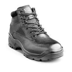 감마레저/136246 511택티컬 SR 구조사 신발 군인 군인 경찰 소방관 서바이벌 부츠 전투화 군화 기동화 6인치워커 5.11 TACTICAL ATAC 6 Boot