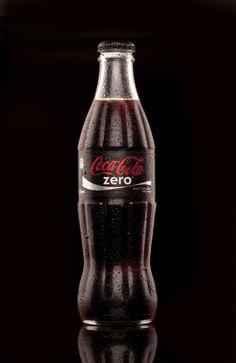 Bottles In Black by Zaatar A., via Behance