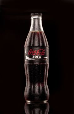 Bottles In Black by Zaatar A., via Behance