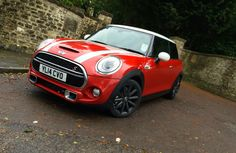 2014 Mini Cooper SD proves to be fun and frugal.