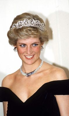 Spencer tiara Kate could choose the Spencer tiara to pay tribute to William's mother. Diana, Princess of Wales wore the family heirloom on many occasions, including her wedding day. Encrusted with diamonds in a floral design, the tiara was inherited by Princes William and Harry when they both turned 30. Photo: © Getty Images