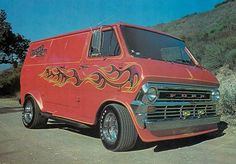 Ford Van........The good old days