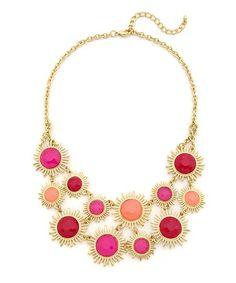 Desert Sun Necklace #shoplately