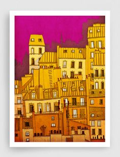 Hey, I found this really awesome Etsy listing at https://www.etsy.com/listing/168844525/sale-paris-illustration-parismontmartre