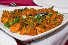 Garlic Chicken Grill Bhuna