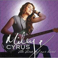 """Check out: """"The Time Of Our Lives"""" (2009) - Miley Cyrus Lyrics See: http://lyrics-dome.blogspot.com/2013/10/the-time-of-our-lives-2009-miley-cyrus.html #lyricsdome"""