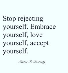 And the most of all - accept yourself #ILoveMeditation