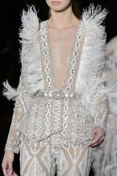 Zuhair Murad at Couture Spring 2018 - The Most Breathtaking Couture Runway Details for Spring 2018 - Photos