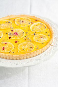 Tarte aux citrons