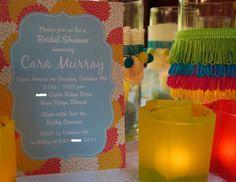 Festive Fiesta Wedding Shower - Fiesta