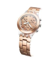 FULL-BLOODED CARAMEL (SVCK4047AG) - Swatch United States