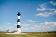 The Outer Banks Lighthouses