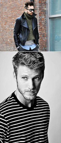 Beards + Stripes