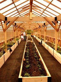 Backyard greenhouse - Best 28 vegetable garden design ideas for green living 00027 nothingideas com