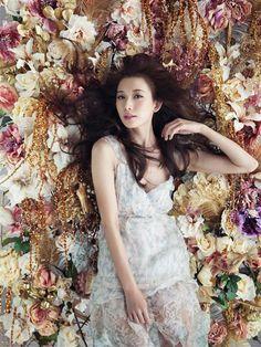 蜷川實花X林志玲,STYLEblog Fashion News影音部落格 STYLEblog