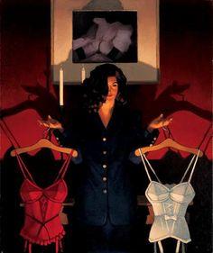 Love Story | Jack Vettriano 1951
