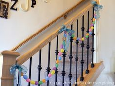 easter garland - Google Search