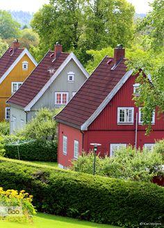 Norwegian countryside by Kari  Meijers on 500px
