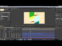 Motion graphics run through - YouTube