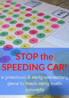 Stop the Speeding Ca