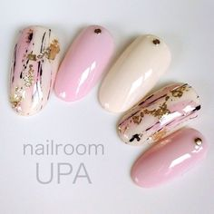 Discover new and inspirational nail art for your short nail designs. Trendy Nails, Cute Nails, Japan Nail, Asian Nails, Gel Nails At Home, Japanese Nail Art, Manicure E Pedicure, Foil Nails, Nails With Foil