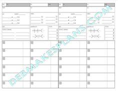 Nurse Brain Sheet, Med Surg Nursing, Assignment Sheet, Vital Signs, Worksheets, Printables, Nurses, Etsy, Lab