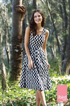 #thatbirdlabel Lori dress