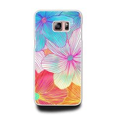 Samsung Galaxy A 3 5 7 Note 3 4 5 S3 S4 S5 S6  Phone Hard Case (Rio Floral)