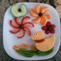 Chickadee Lunch {fun idea for the kiddo}