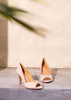 Sézane - Escarpins High Juliette Sezane Chaussures, Chapeaux, Sezane  Escarpins, Escarpin Mariage, 83e22d1fdba5