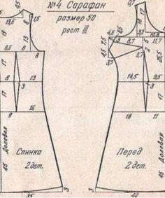 En éste post te traemos el patrón de un hermoso vestido elegante, se encuentra en talla M y lleva cremallera en su espalda.   Para éste ...