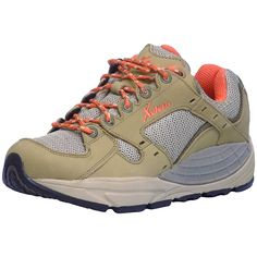 6b68a5182be6 Xelero Hyperion Women s Sand Tan Leather Comfort Therapeutic Extra Depth Hiking  Shoe     You can find more details by visiting the image link.