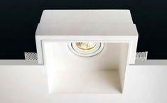 Comprar Aplique de yeso invisible para techo | Tienda de lámparas, lámparas de LED, ventiladores de techo, decoración y regalos originales