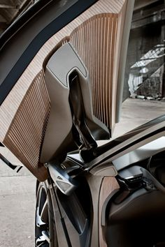 Peugeot Concept: Now this is what I call craftsmanship. via Cardesign. Car Interior Design, Automotive Design, Interior Photo, Psa Peugeot Citroen, Car Wheels, Transportation Design, Car Detailing, Amazing Cars, Motor Car