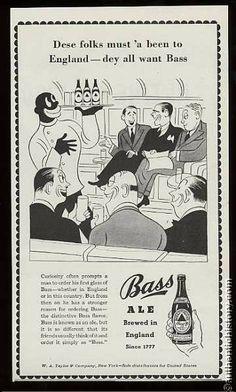 Retro Cartoon Ads   Vintage Racist Advertising/Cartoons/Postcards etc