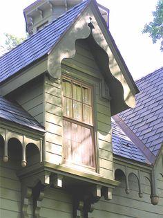 Foxboro, MA Gothic Revival Historic Restoration