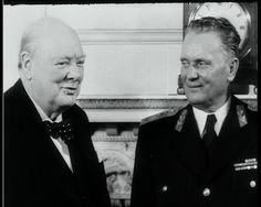 Marshal Tito of Yugoslavia visits London and Cambridge in 1953: http://www.britishpathe.com/workspaces/BritishPathe/NgGe1fPW