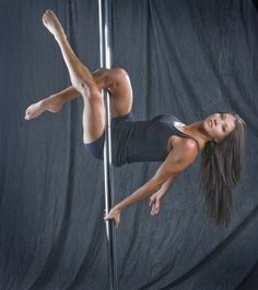 This is my sister,  Zoraya Judd - Pole move (pic only, no link)