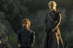 GOT 7x5 Daenerys and Tyrion