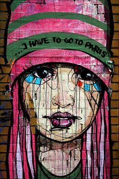 Street Art in Berlin #streetart jd