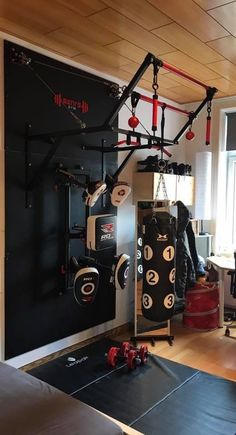 """A Home gym is the best way to save money. Take a look at the top home gym ide. - Home Gym Inspiration -"