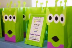 Toy Story Birthday Party Ideas | Photo 13 of 36 | Catch My Party