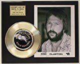 Get This Special Offer #10: Eric Clapton Gold Record Signature Series LTD Edition Display
