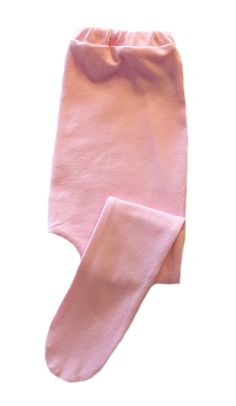 509aa7d20 Light Pink Baby Girls  Cotton Spandex Tights - Soft Elastic Waist - Lots of  Colors