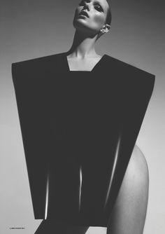 Yves Kolling by Adriano Damas for U+MAG