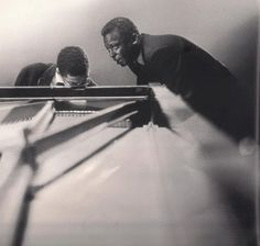 Herbie Hancock & Miles Davis