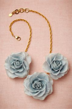 Cultivar Necklace from BHLDN.  You can never over accessorize.  This will pair perfectly with the Candy Dot Dress from BHLDN. @Sur La Table @BHLDN Weddings Weddings
