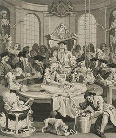 William Hogarth, The Reward Of Cruelty, 1799