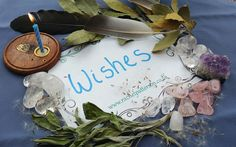 Spellwork | Spell for Wishes via Rachel Patterson - Witch and Author: Working Magic...WISHES