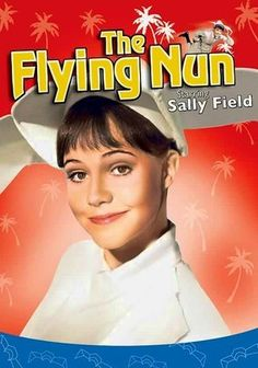 Remember this TV show? My daughter is hooked! The Flying Nun (1967)  Sally Field became a full-fledged star with this beloved 1960s series about Sister Bertrille, a young nun who discovers that because she is so petite, the wind can pick her up, enabling her to fly on missions to help others. The Reverend Mother is frequently exasperated with her bumbling charge, but warmhearted Sister Jacqueline befriends Bertrille and helps her fulfill her teaching duties.